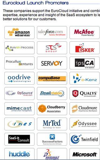 Eurocloud sponsors