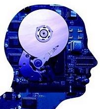 Computer memory human memory