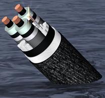 Nexans fiber cable