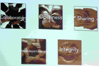 Tapscott 5 principles S
