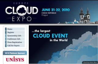 Cloud Computing expo Prague