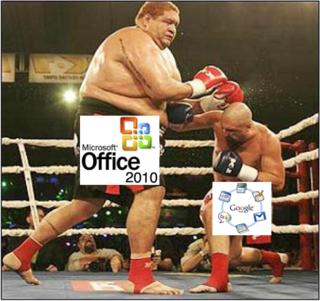 Boxing Office 2010 vs Apps