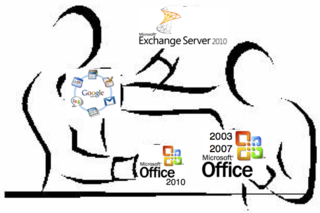 Office 2010 vs Gapps + Office 2003