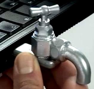 USB faucet