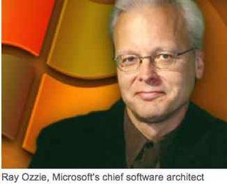 Ray Ozzie, MS CSA