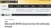 Computer World BPOS