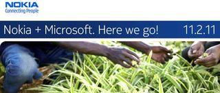 Nokia HP on Microsoft