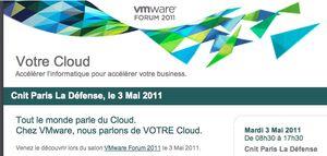 Votre Cloud VMWare S