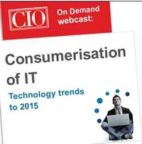 CIO - Consumerisation of IT