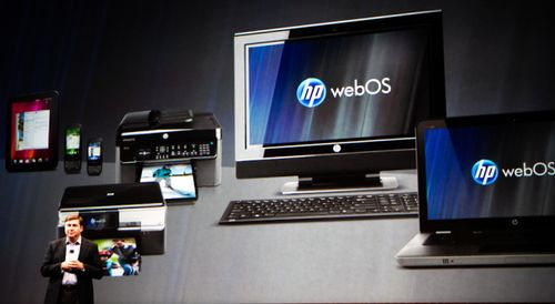 HP WebOS on PC