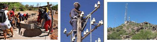 Eau, électricité, réseaux