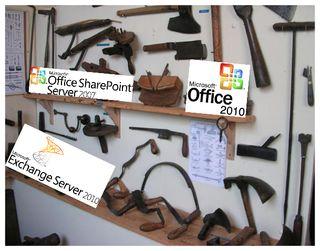Musée outils bureautique Microsoft