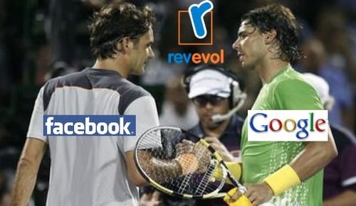 Tennis Google Revevol Facebook