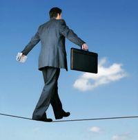 Risk équilibriste