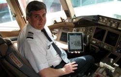 Pilot with ipad