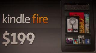 KIndle Fire $199