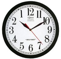 Backward-clock