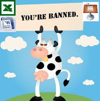 Excel Banned