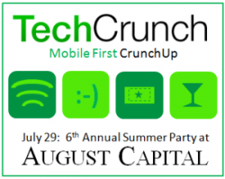 Mobile first crunchup