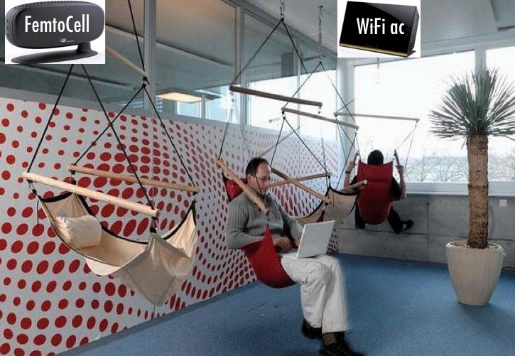 Office Hamac WiFi FemtoCell