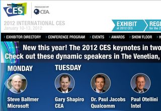 CES Home page