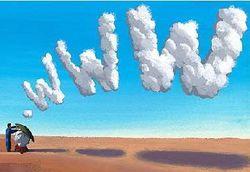 WWW smoke signal