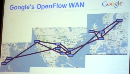 OpenFlow at Google