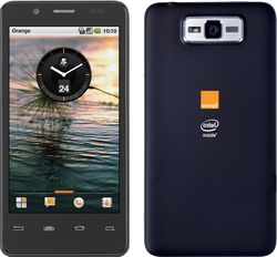 Intel Orange smartPhone