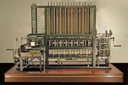 Babbage Machine 1800+