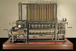 Babbage Machine 1800+