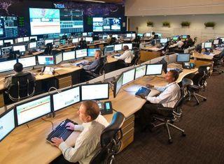 Visa Data center control command