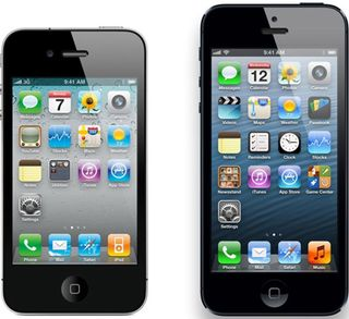 Iphone5 vs iphone4s
