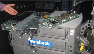 Facebook 10 Gb home made servers