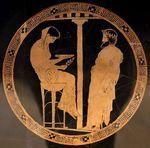 Pythie de Delphes