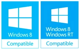 Windows 8 - RT compatible