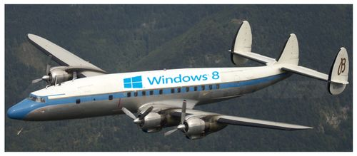 Windows 8 Super Constellation