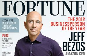 Fortune Bezos, manager of the year s