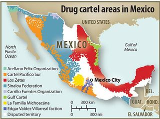 Drug cartels mexico
