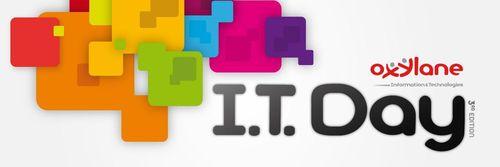 Logo IT day Oxylane