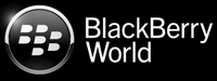 Logo blackBerry World