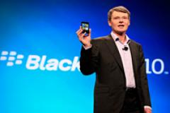 Press Conference BlackBerry 10