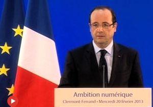Ambition Numérique Hollande Clermont Ferrand
