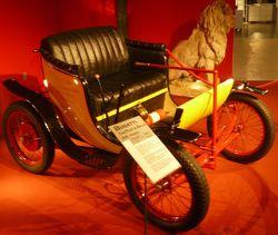 Bugatti 1931 électrique