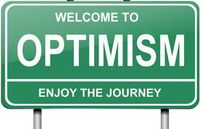 Optimism sign
