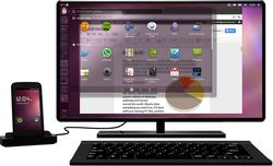 Ubuntu dock for Android