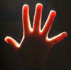 Hand-five