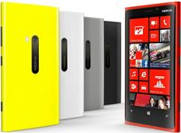 Lumia 920 multicolors