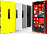 Lumia 920 multicolors