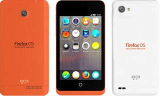 Geeksphone for Firefox OS