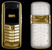 Vertu diamond smartphone